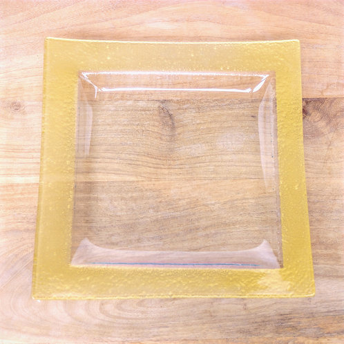 Torres Glass Serving Tray
