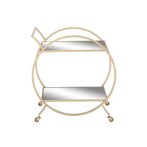 Circle Bar Cart