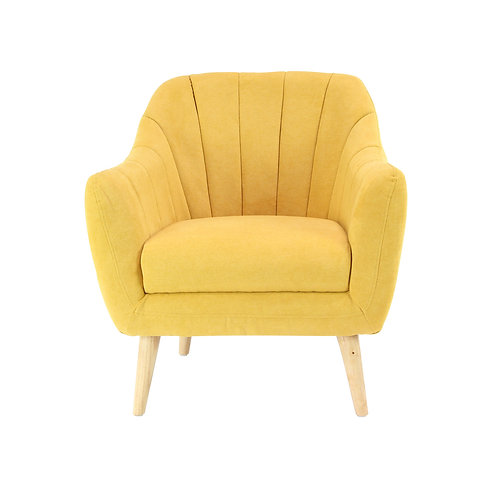 Honey Yellow Chair