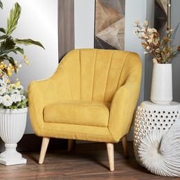 Honey Yellow Chair