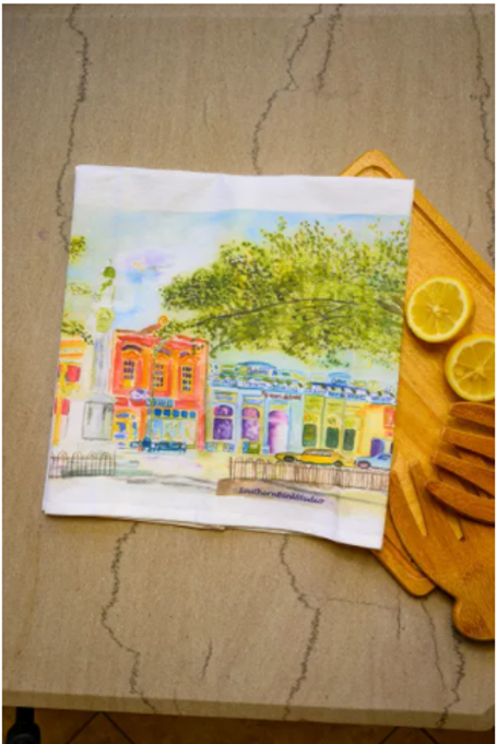 Oxford Square Hand Towel