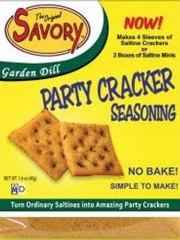 Savory Cracker Mix - Garden Dill