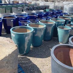 Round Pot Planter Style
