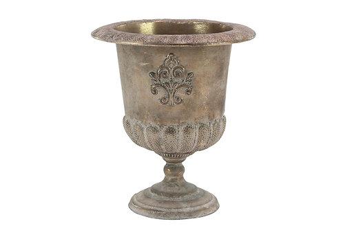 Metal Urn Planter