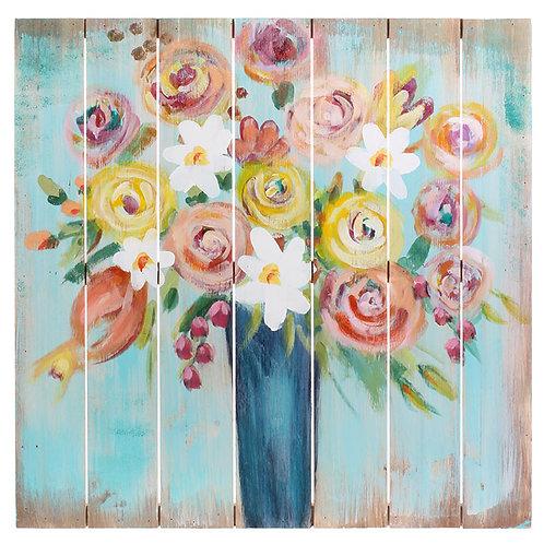 """28.5"""" Blossom Wall Art"""