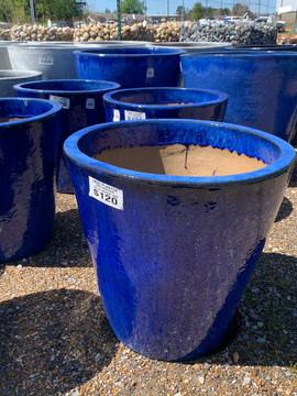 SOLD OUT Vaso Planter Medium Falling Blue