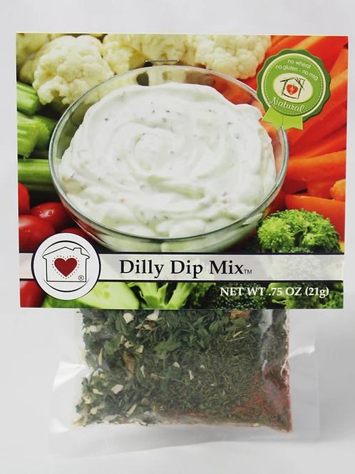 Dilly Dip Mix