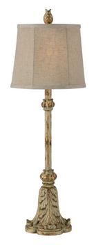 Tiffany Buffet Lamp
