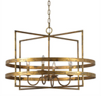 Avalon 4-LT Chandelier