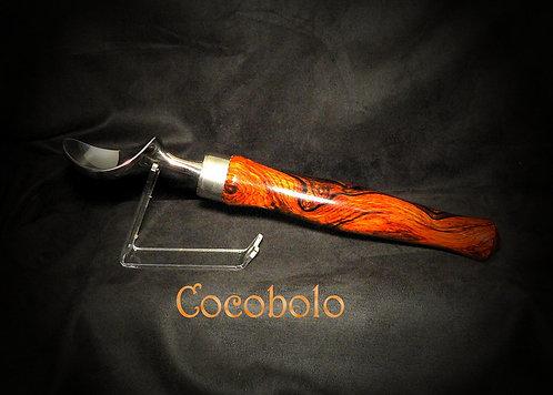 Cocobolo Ice Cream Scoop