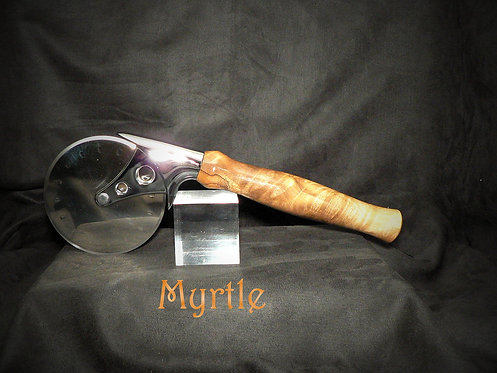 Oregon Myrtle Pizza Cutter