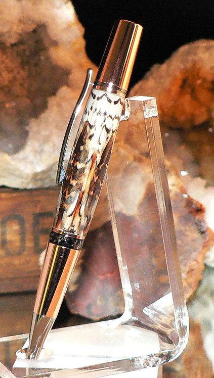 Bobwhite Quail Feather Pen