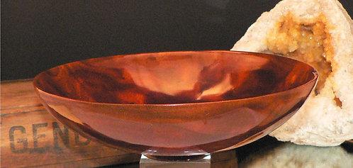 Camphor Burl Bowl