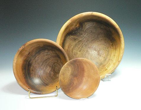 Nesting Myrtle Bowls