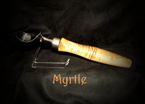 Oregon Myrtle Ice Cream Scoop