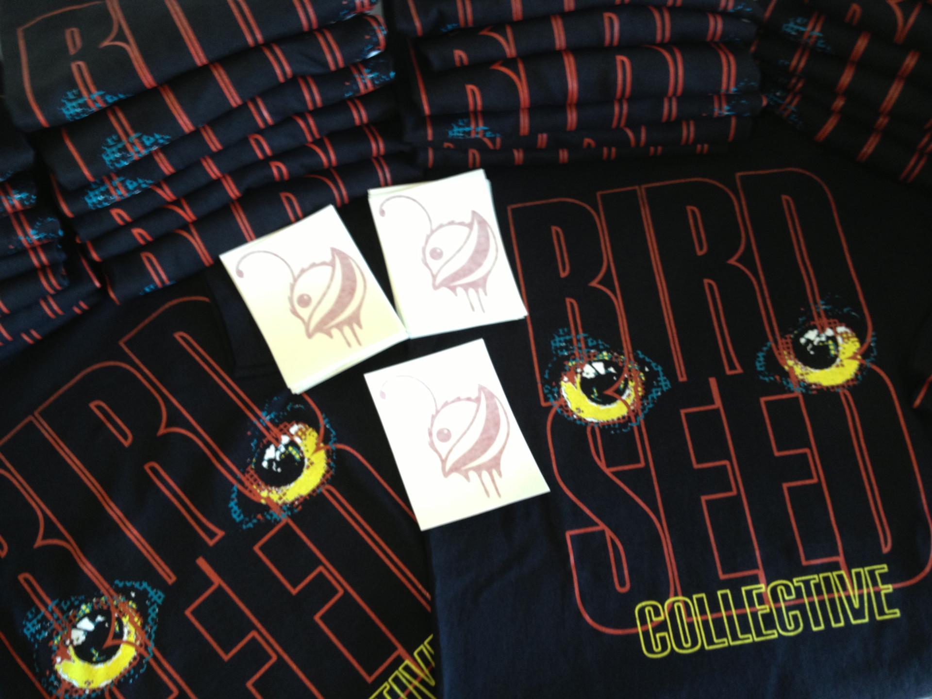 BirdseedOwlEyesShirts.JPG