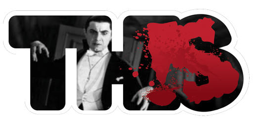 TH!S - DRACULA Sticker