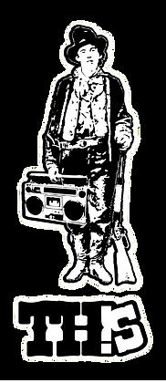 Boombox Bandit