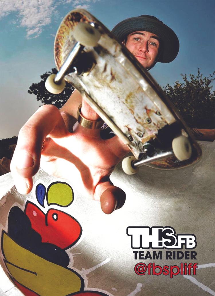 TH!SFB Team Rider Sticker FBSpliff_3X2_5