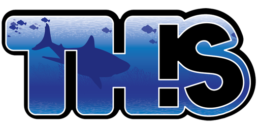 TH!S - SHARK Sticker