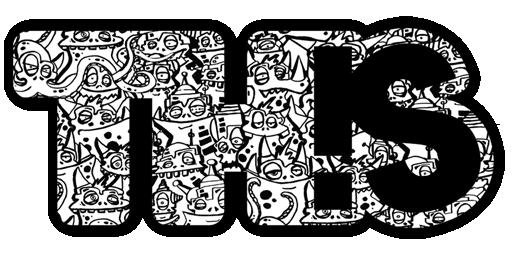 TH!S - MONSTER Sticker