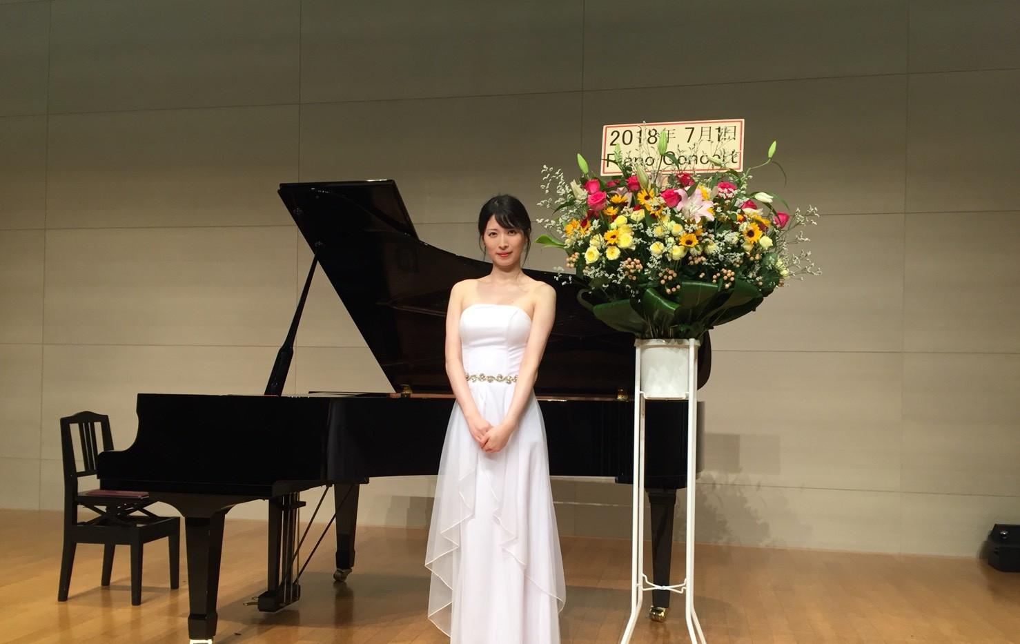 2018ピアノ発表会1