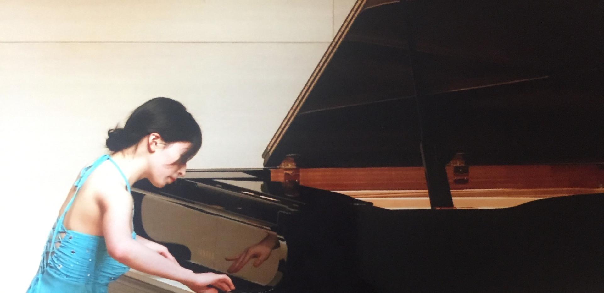 2017ピアノ発表会講師演奏