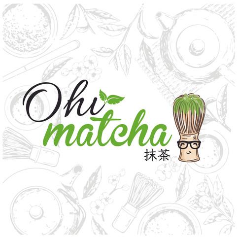 Ohi Matcha Branding & Logo Design