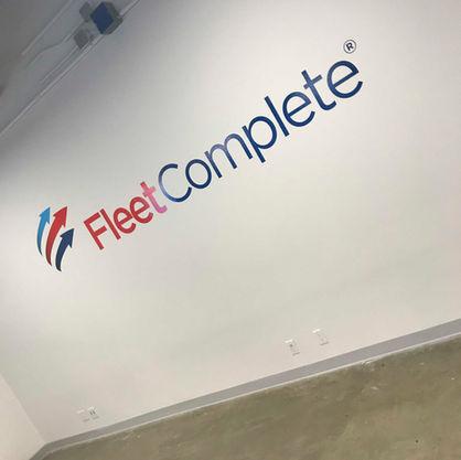 Wall Logo Decal