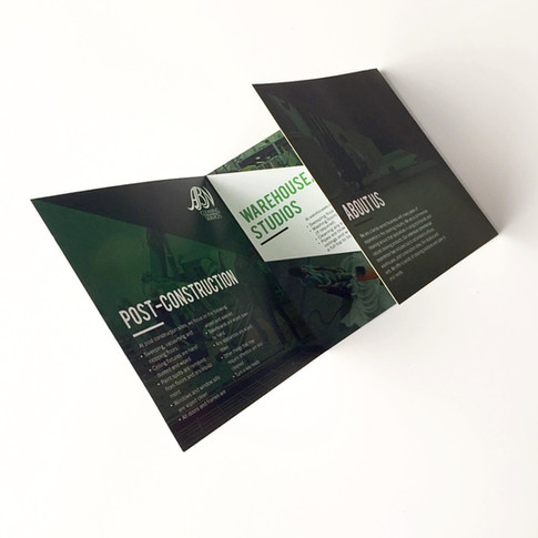 Brochures & flyers Print
