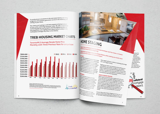 Booklets & Catalogs Printing & Design