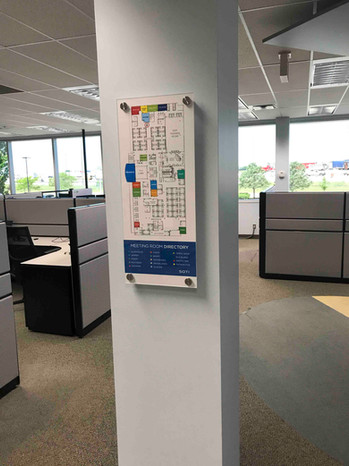 Office Directional Signs