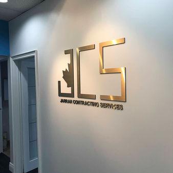 JCS 3D logo