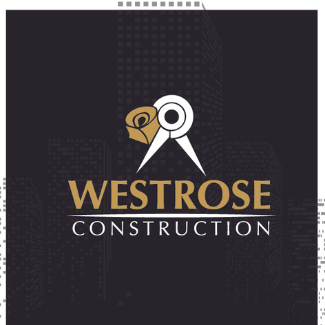 Westrose Construction Branding & Logo Design