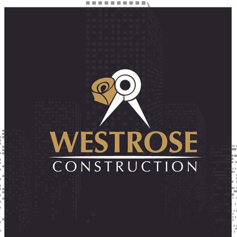 Westrose Construction Branding & Logo Design