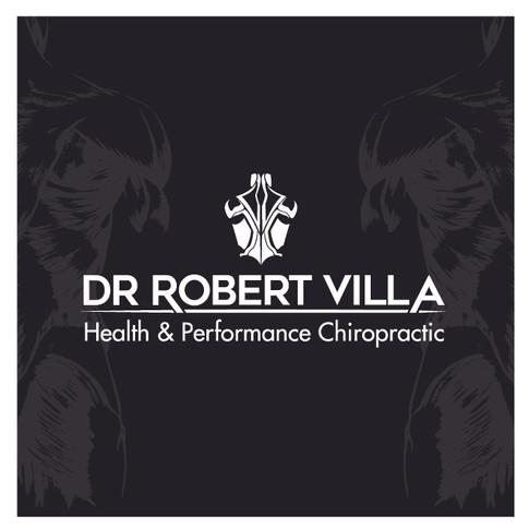 Dr. Robert Villa Branding & Logo Design