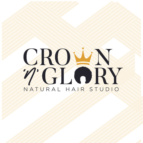 Crown n Glory Branding & Logo Design