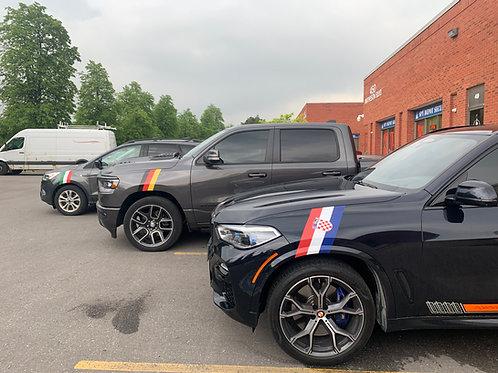 Euro 2020 Flag Wraps