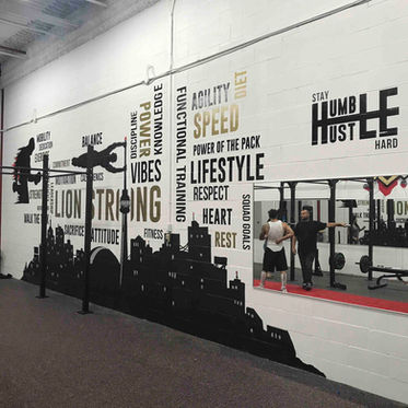 Wall Decals design
