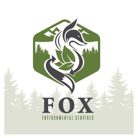 Fox Enviromental Services Branding & Logo Design