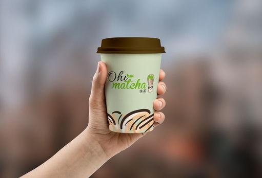 Matcha Logo Design