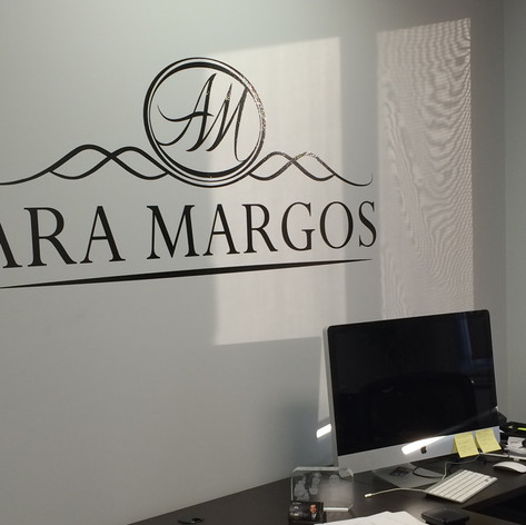 Logo Wall Decals