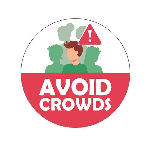 Avoid Crowd
