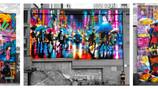 My latest 3 huge new murals!