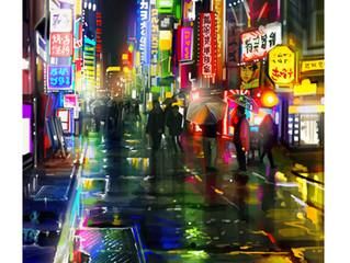 'Shinjuku' - New limited edition print