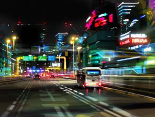 'Speedway - Tokyo'