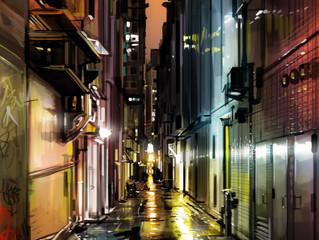 'Hong Kong Alleys '