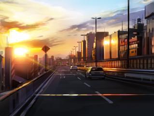 'Tokyo Underpass'