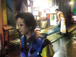 'Market - Wan Chai'