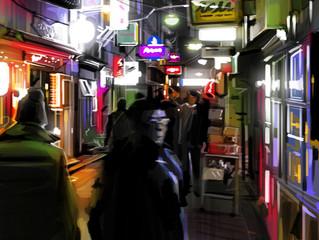 'Tokyo Backstreets'